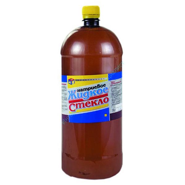 Жидкое стекло 2,8 кг, КОНСТРУКТОР