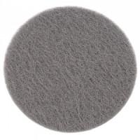 Нетканый абразивный матирующий круг SUF 600 (серый) диа.150мм SMIRDEX