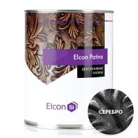 Декоративная Патина Elcon Patina, серебро, 0,08 кг, ELCON