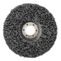 Полужесткий шлифовальный синтетический диск на фибровой основе 150мм
