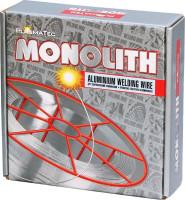 Проволока сварочная алюминиевая ER5356 TM MONOLITH d=1 мм/2кг