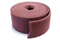 Нетканый абразивный материал в рулоне AVF 320 (красный), 115мм*10м SMIRDEX (оксид алюминия)