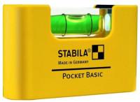 Уровень Pocket Basic Stabila