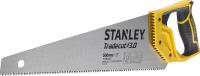 Ножовка STANLEY TRADECUT по дереву с закаленным зубом 7х500мм