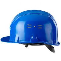 Каска защитная синяя Исток КАС001Ц