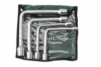 Набор ключей Дело Техники торцовых L-образных 8-15 мм 4 шт. в сумке 542040