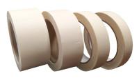 Бумажная (крепп) клейкая лента 30мм*50м Klebebander, арт.КFК025Т/60/12