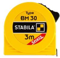 Рулетка Stabila BM30 3м*13мм