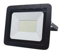 Прожектор LEEK SMD LED7 10W 6400K IP65 (Ультратонкие) (Черный)