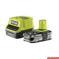 Набор RYOBI RC 18120-115 ONE+ (зарядное устройство + аккумулятор)