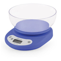 Весы кухонные электронные до 5 кг с пластиковой чашей,  653-В