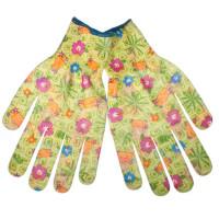 Перчатки нейлоновые садовые без облива