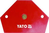Струбцина магнитная заварки, 64х95х14 мм
