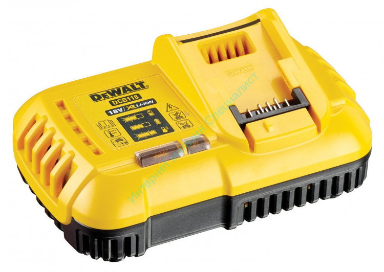 Зарядное устройство DeWalt DCB 118