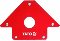 Магнитная струбцина сварочная Yato 102х155х17 мм YT-0864