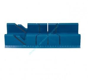 Стусло пластик. 300х65х40мм (синий)