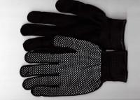 Перчатки нейлоновые 13 класс вязки с нитрил.точкой САДОВЫЕ