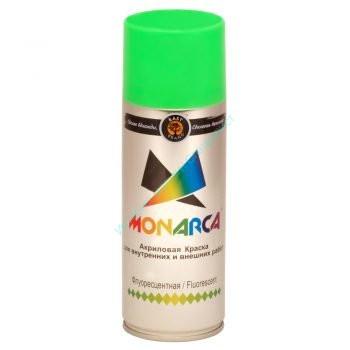 Краска аэрозольная флуоресцентная MONARCA