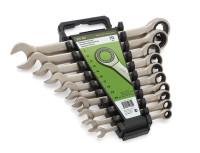 Набор ключей Дело Техники комбинированных трещоточных 8-24 мм 10 шт. холдер 515100