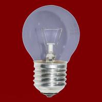 ЛН Лампа ДС 60 Вт Е27 (в инд. уп.) БЕЛЛАЙТ (шар)