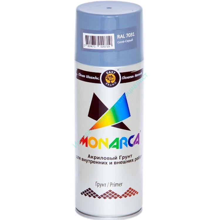 Грунт аэрозольный MONARCA