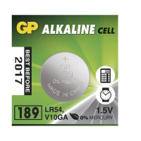 "Батарейка ""GP alkaline 189"" (G10)"