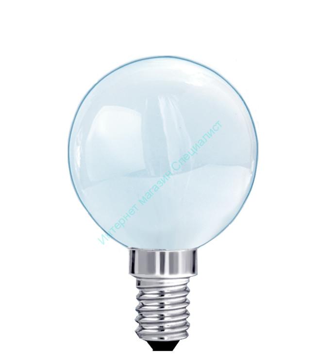 ЛН Лампа ДС 60 Вт Е14 (в инд. уп.) БЕЛЛАЙТ (шар)