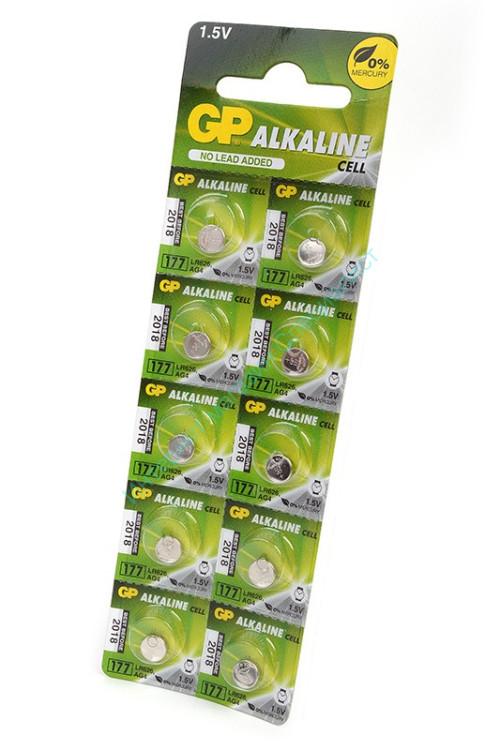 "Батарейка ""GP alkaline 164"" (G1)"