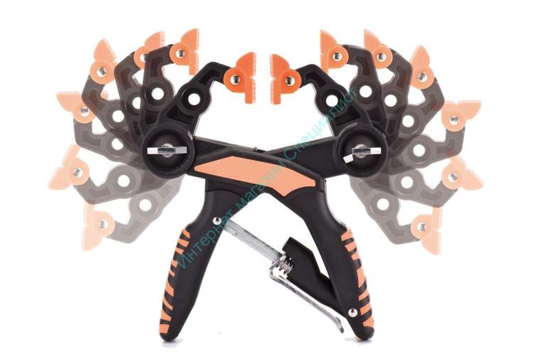 Струбцина-прищепка комбинированная (ТС-0179) BlackHorn