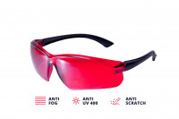 Очки для усиления видимости лазерного луча ADA VISOR RED laser glasses А00126