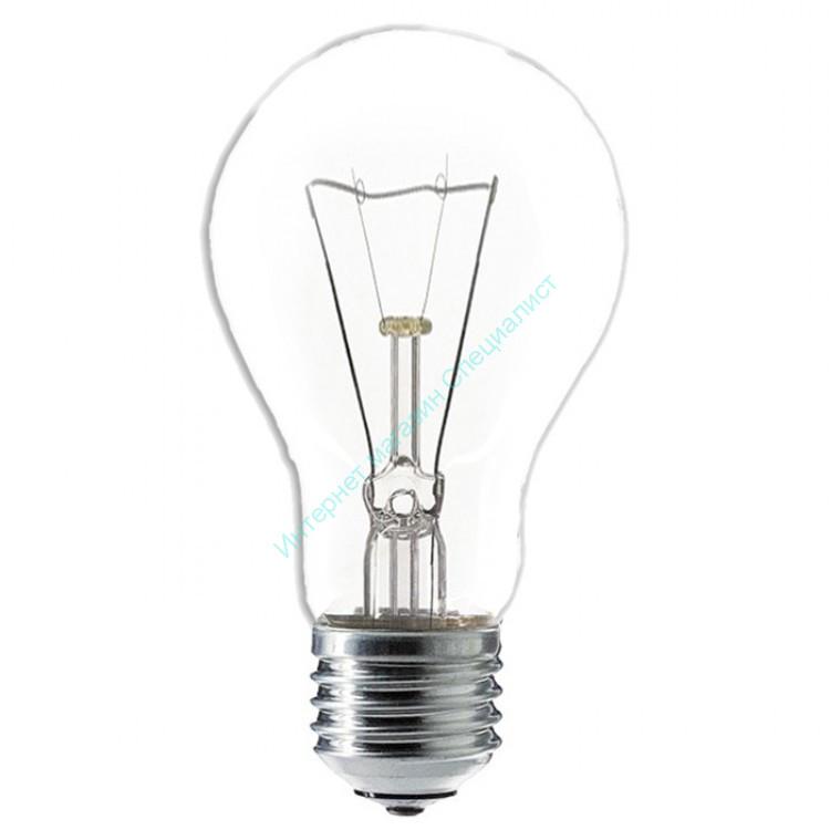 ЛН Лампа 200 Вт Е27 (в гофротаре)