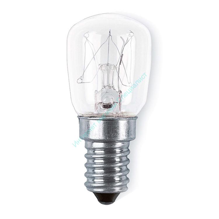 ЛН Лампа 15 Вт Е14 для холодильников