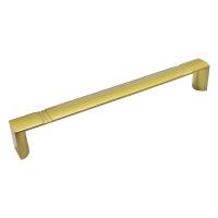 """Мебел.ручка-скоба 07 (128мм) (золото) """"Нора-М"""""""