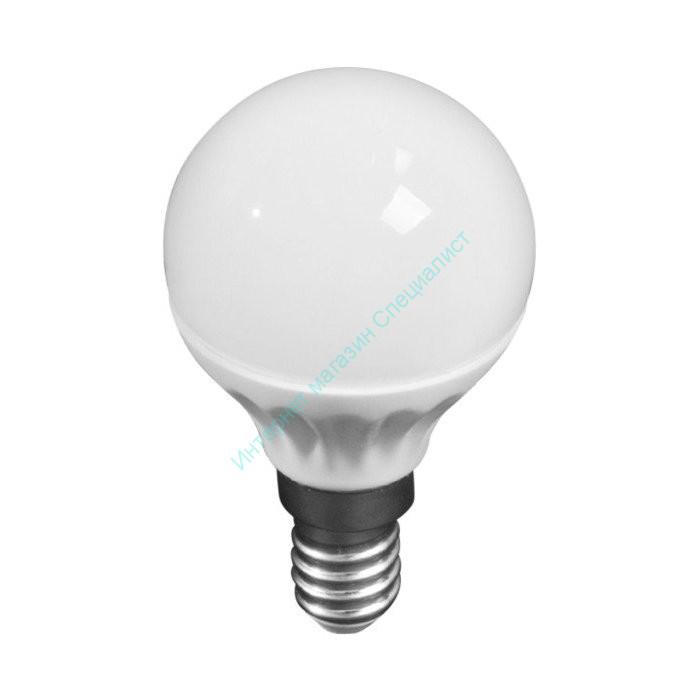 Лампа с/д LEEK LE СК1 LED 10W 4000K E14 ШАР