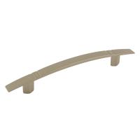 """Мебел.ручка-скоба 05 (96мм) (мат.золото) """"Нора-М"""""""
