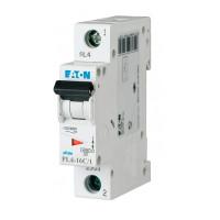Авт.выкл. Eaton (Moeller series) PL4-C 1/10А