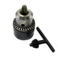 Патрон для электродрели под ключ 13мм М12х1,25