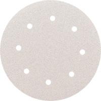 Абразивный круг SMIRDEX 510 White, D=125мм Р 120  8 отверстий