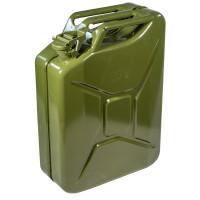 Канистра металлическая для ГСМ 20 л.