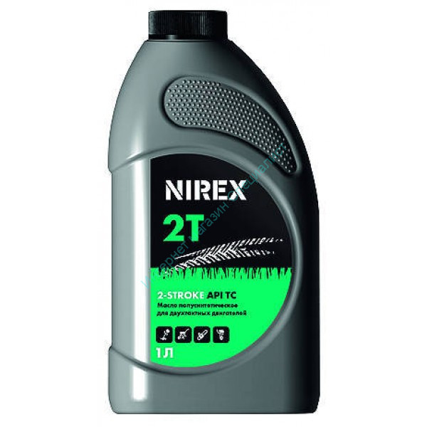 Масло NIREX 2-х тактное минеральное API TB 1л (32291)