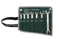 Набор ключей Дело Техники разрезных 8-19 мм 7 шт. в тетроновой сумке 513570