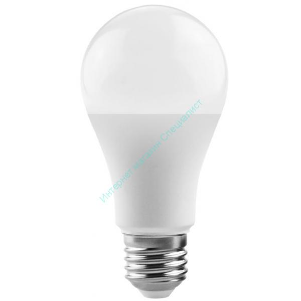 Лампа с/д AVL PRE A55 LED 7W 4K E27