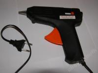 Пистолет для термоклея Эконом 100W, 46-В