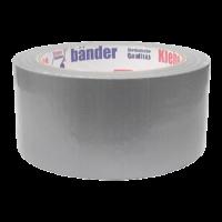 Клейкая лента TPL 50мм*25м серый Klebebander TPL525S/36