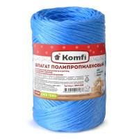 Шпагат полипропиленовый, цилиндр, 1,6*100м синий 1000 текс Komfi