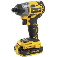 Винтоверт аккумуляторный Stanley SBI 201 D2K