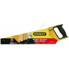 Ножовка Stanley универсальная с закаленным зубом 12*380 1-20-002