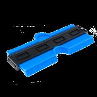 Шаблон контурный 10*синий  СЕБ (Т156341)