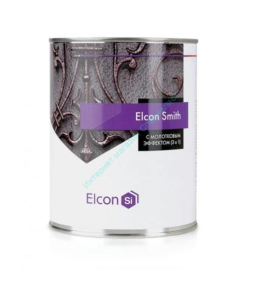 Кузнечная краска с молотковым эффектом ELCON Smith