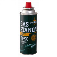 Газ для портативных приборов стандарт ТВ 230 всесезонный 220гр. made ih KOREA